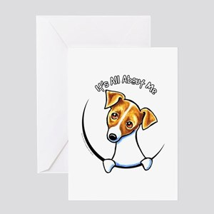Jack IAAM Off-Leash Art™ Greeting Card