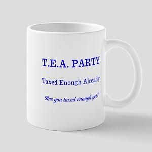 T.E.A. PARTY Mug