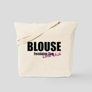 Blouse Tote Bag