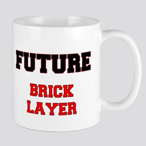 Future Brick Layer Mug
