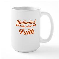 Unlimited Faith Mug