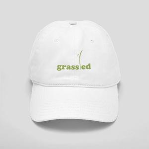 Grass Fed Organic Lifestyle Baseball Cap