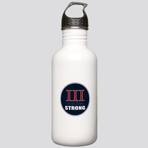 Three Percent Strong Water Bottle