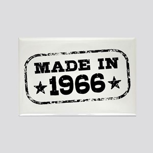 Made In 1966 Rectangle Magnet