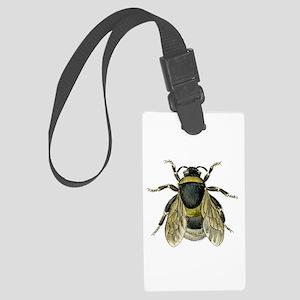 Bee Large Luggage Tag