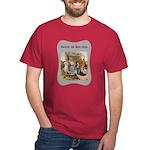 Rocking Baby Jesus Dark T-Shirt