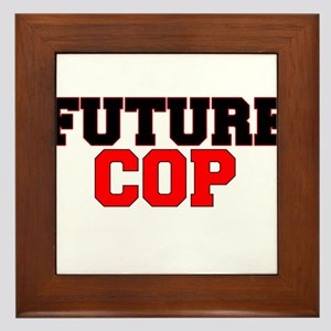 Future Cop Framed Tile