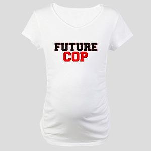 Future Cop Maternity T-Shirt