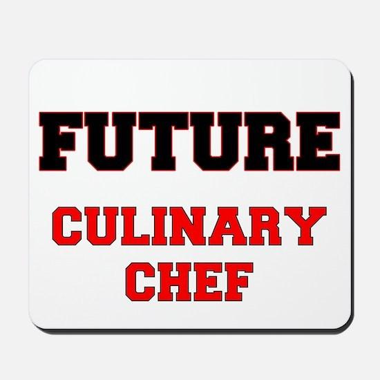 Future Culinary Chef Mousepad