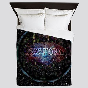 the big bang Queen Duvet