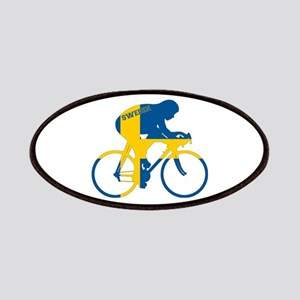 Sweden Cycling Patches