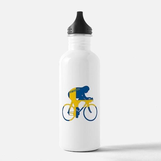 Sweden Cycling Water Bottle