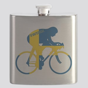 Sweden Cycling Flask