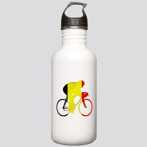 Belgian Cycling Stainless Water Bottle 1.0L