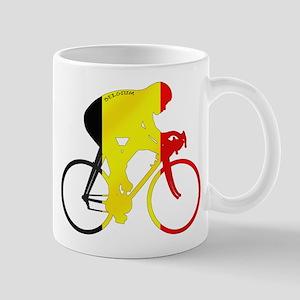 Belgian Cycling Mug