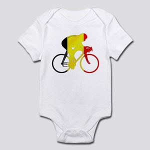 Belgian Cycling Infant Bodysuit