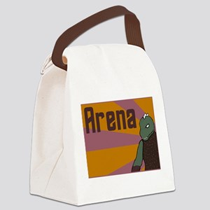 Arena Canvas Lunch Bag