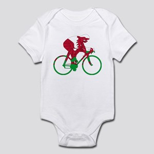Wales Cycling Infant Bodysuit