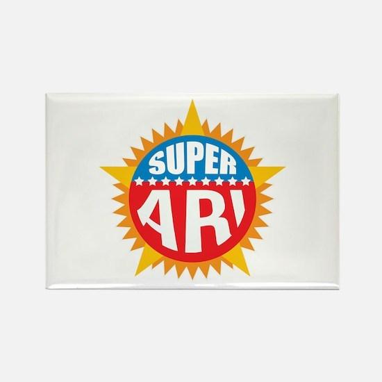 Super Ari Rectangle Magnet