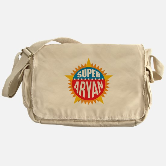 Super Aryan Messenger Bag