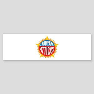 Super Atticus Bumper Sticker