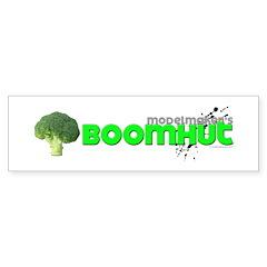 Boomhut Bumper Car Sticker