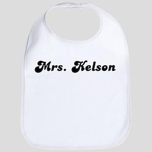 Mrs. Kelson Bib
