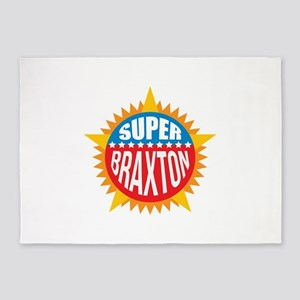 Super Braxton 5'x7'Area Rug