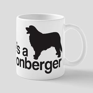 He's a Leonberger Mug