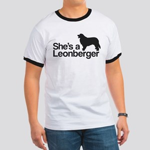 She's a Leonberger T-Shirt