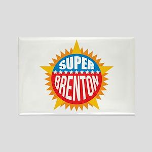 Super Brenton Rectangle Magnet