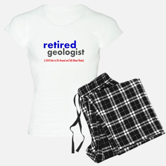 retired geologist 4 Pajamas
