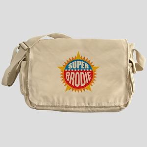 Super Brodie Messenger Bag