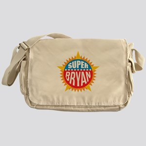 Super Bryan Messenger Bag