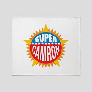 Super Camron Throw Blanket