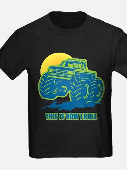 How I Roll Monster Truck T
