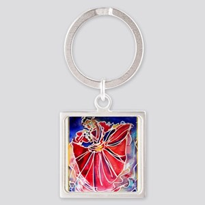 Fiesta! Colorful, Dancer! Keychains