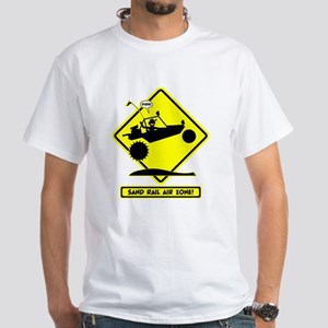 SAND RAIL Jumping Road Signs T-Shirt