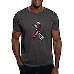 Awareness Ribbon Dark T-Shirt