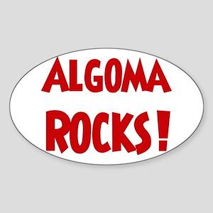 Algoma Sticker