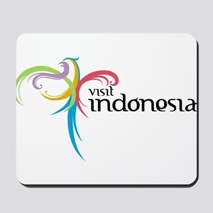 Visit Indonesia Mousepad