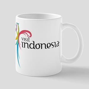 Visit Indonesia Mug