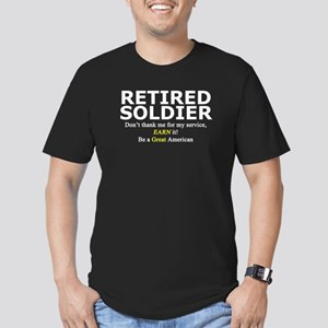 Retired Soldier T-Shirt