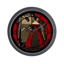 Fashion Plate Revamped Wall Clock