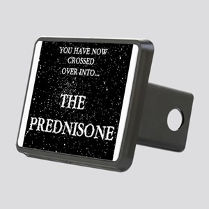 The Prednisone Hitch Cover