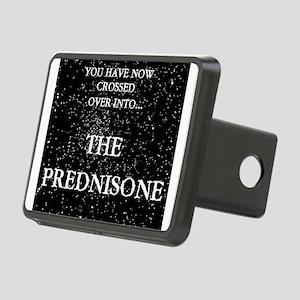The Prednisone Hitch Cover