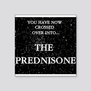 The Prednisone Sticker