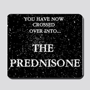 The Prednisone Mousepad