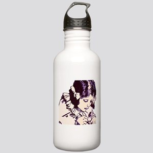 writing Water Bottle