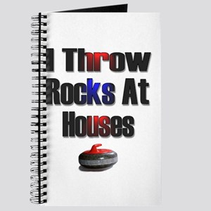 I Throw Rocks at Houses Journal